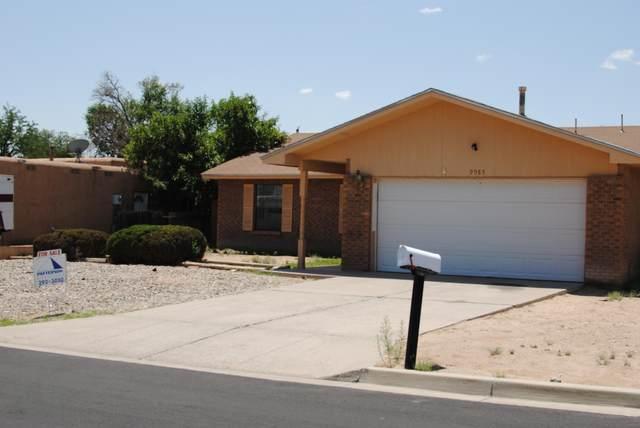9985 Academy Road NW, Albuquerque, NM 87114 (MLS #996922) :: Sandi Pressley Team