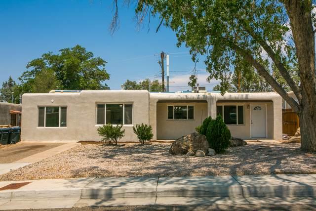 10517 Towner Avenue NE, Albuquerque, NM 87112 (MLS #996957) :: Berkshire Hathaway HomeServices Santa Fe Real Estate