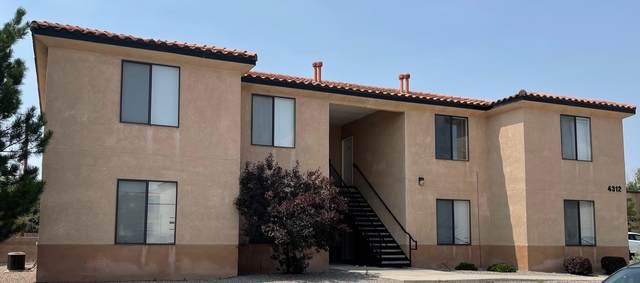 4312 Sabana Loop SE, Rio Rancho, NM 87124 (MLS #996961) :: Sandi Pressley Team