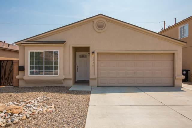 1136 Cassandra Street SW, Albuquerque, NM 87121 (MLS #996962) :: Sandi Pressley Team