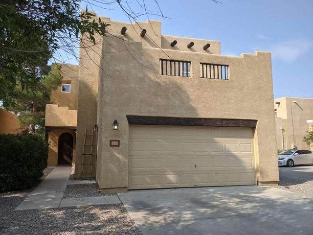 3793 Candelarias Lane NW, Albuquerque, NM 87107 (MLS #996965) :: Campbell & Campbell Real Estate Services