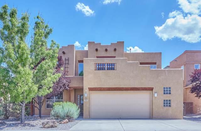 5104 Stone Mountain Road NW, Albuquerque, NM 87114 (MLS #996976) :: Keller Williams Realty