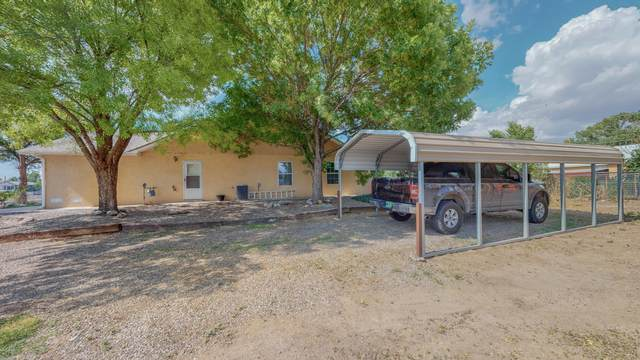 1228 Silva Road, Belen, NM 87002 (MLS #996977) :: The Buchman Group