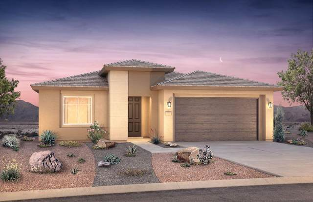 1613 Copper Mountain Trail NW, Albuquerque, NM 87120 (MLS #996988) :: Campbell & Campbell Real Estate Services