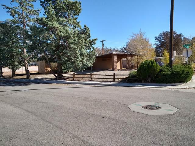 1848 Elizabeth Street NE, Albuquerque, NM 87112 (MLS #997004) :: Berkshire Hathaway HomeServices Santa Fe Real Estate
