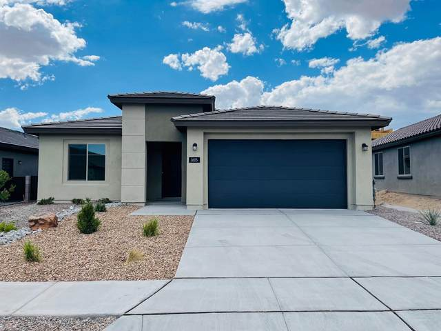 1605 Beaver Mountain Trail NW, Albuquerque, NM 87120 (MLS #997030) :: Campbell & Campbell Real Estate Services