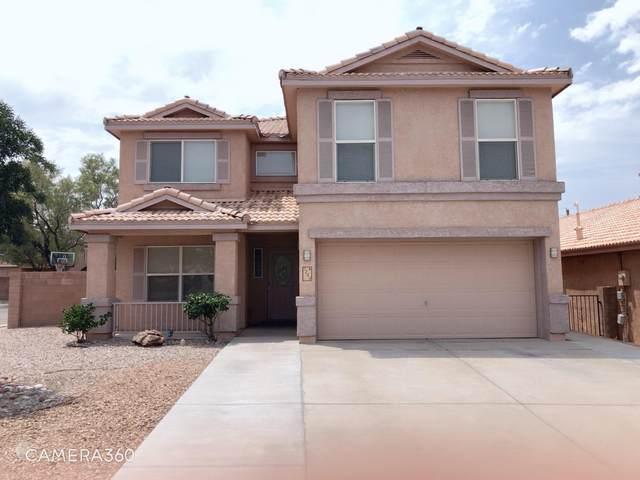 7240 Deer Canyon Avenue NE, Albuquerque, NM 87113 (MLS #997044) :: Sandi Pressley Team