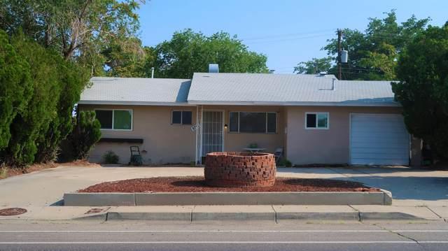 9713 Constitution Avenue NE, Albuquerque, NM 87112 (MLS #997049) :: Keller Williams Realty