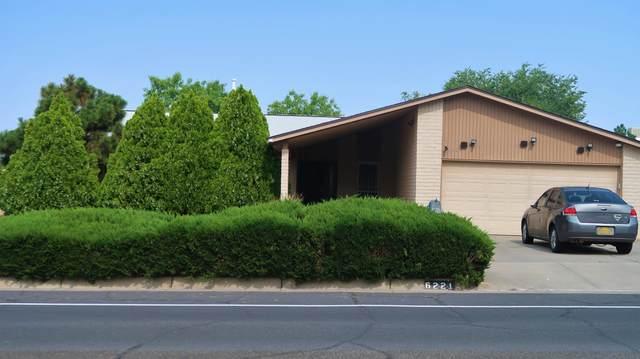 6221 Truchas Drive NE, Albuquerque, NM 87109 (MLS #997051) :: Sandi Pressley Team