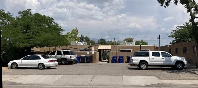 912 Alcazar Street NE, Albuquerque, NM 87110 (MLS #997053) :: Keller Williams Realty