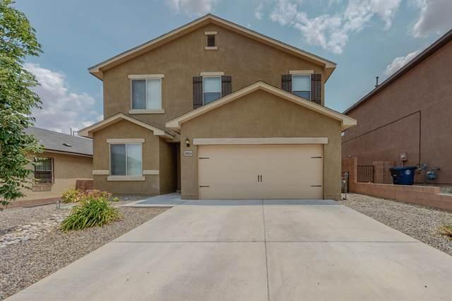 10824 Corona Ranch Road SW, Albuquerque, NM 87121 (MLS #997057) :: The Buchman Group