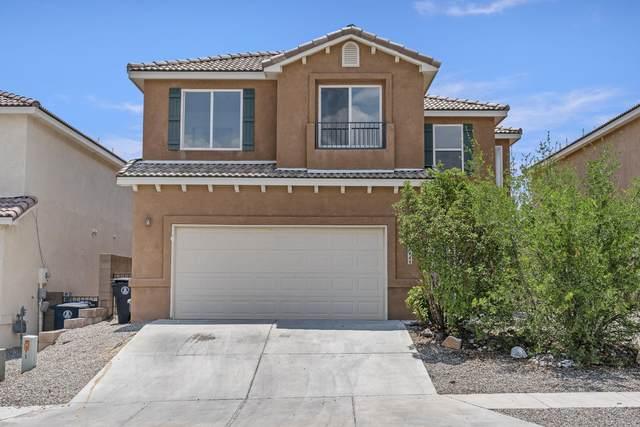 6244 Sierra Nevada Circle NW, Albuquerque, NM 87114 (MLS #997063) :: Sandi Pressley Team