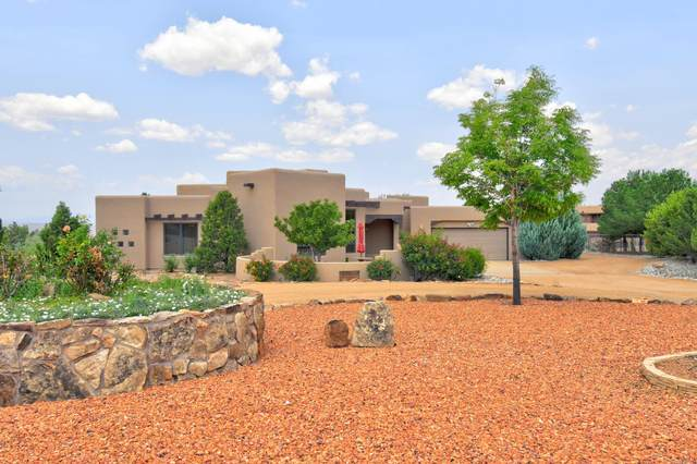 29 Dusty Trails Drive, Placitas, NM 87043 (MLS #997082) :: Campbell & Campbell Real Estate Services