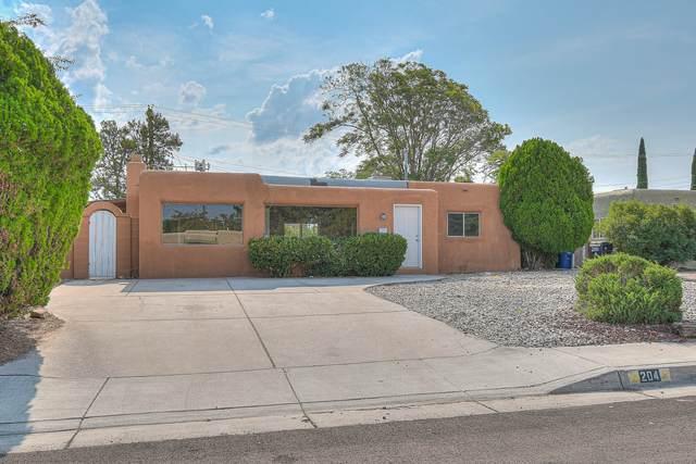 204 Laguayra Drive NE, Albuquerque, NM 87108 (MLS #997093) :: Keller Williams Realty