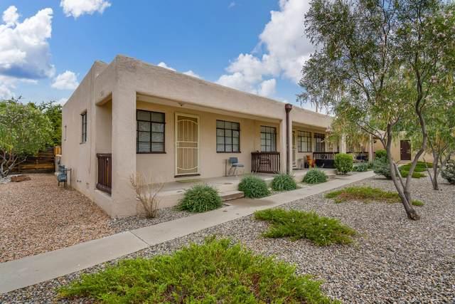 520 Adams Street NE, Albuquerque, NM 87108 (MLS #997101) :: Sandi Pressley Team