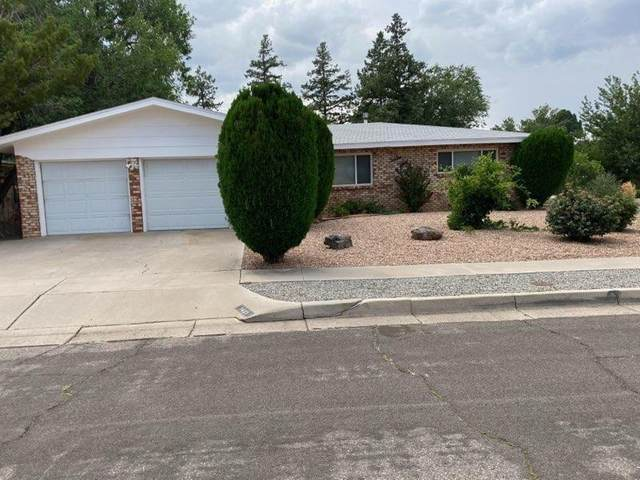 1421 Field Drive NE, Albuquerque, NM 87112 (MLS #997107) :: Sandi Pressley Team