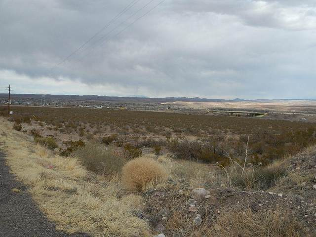 Old Highway M/I 85 14 Ac, Socorro, NM 87801 (MLS #997121) :: The Buchman Group
