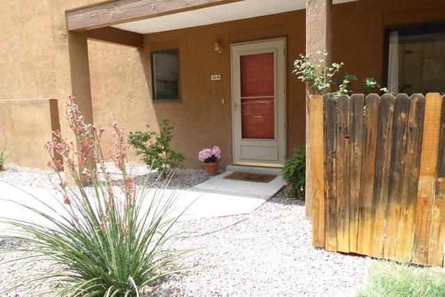 2900 Vista Del Rey NE 26B, Albuquerque, NM 87112 (MLS #997125) :: Sandi Pressley Team