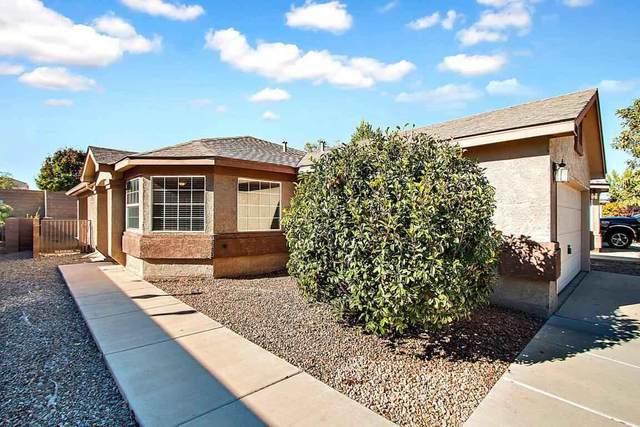10009 Cerro Largo Place NW, Albuquerque, NM 87114 (MLS #997136) :: Sandi Pressley Team