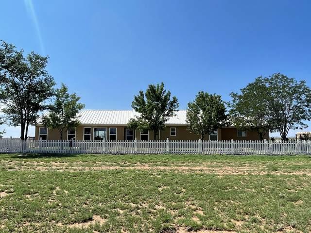 18 Caballo Court, Stanley, NM 87056 (MLS #997159) :: Sandi Pressley Team