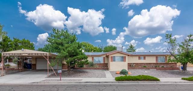 1100 Sandler Drive NE, Albuquerque, NM 87112 (MLS #997160) :: Keller Williams Realty