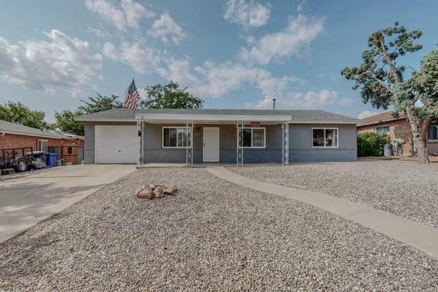 8719 Woodland Avenue NE, Albuquerque, NM 87112 (MLS #997161) :: Sandi Pressley Team