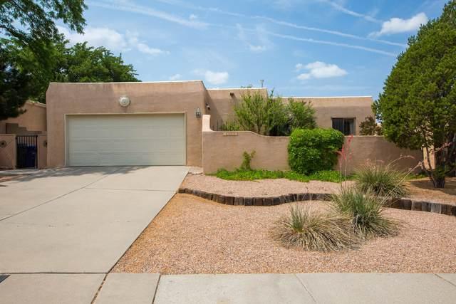 12350 Los Arboles Avenue NE, Albuquerque, NM 87112 (MLS #997166) :: Sandi Pressley Team