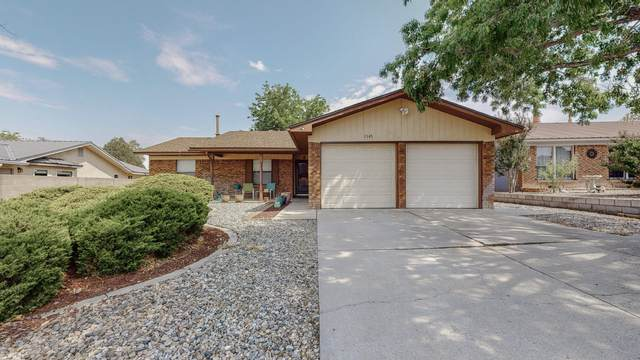7345 Yorktown Avenue NE, Albuquerque, NM 87109 (MLS #997173) :: Sandi Pressley Team