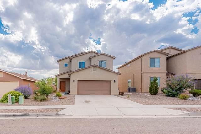3851 Desert Pinon Drive NE, Rio Rancho, NM 87144 (MLS #997174) :: Sandi Pressley Team