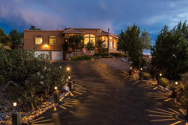 1483 Morning Glory Road NE, Albuquerque, NM 87122 (MLS #997185) :: Keller Williams Realty