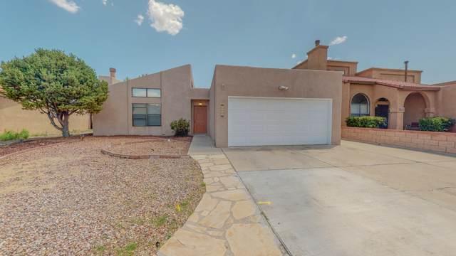 5608 Blue Pine Avenue NW, Albuquerque, NM 87120 (MLS #997186) :: Sandi Pressley Team