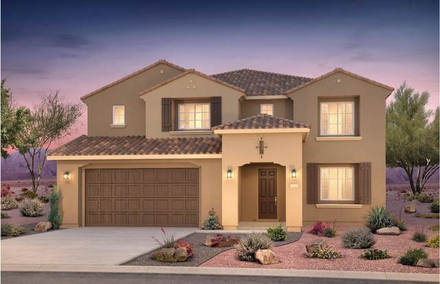 2191 Beckham Drive NE, Rio Rancho, NM 87144 (MLS #997193) :: Campbell & Campbell Real Estate Services