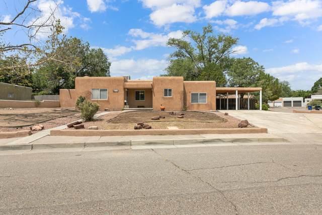 1423 Princeton Drive NE, Albuquerque, NM 87106 (MLS #997197) :: Keller Williams Realty