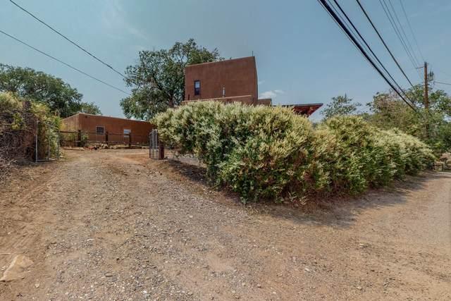 40 Paseo De San Antonio, Placitas, NM 87043 (MLS #997206) :: Keller Williams Realty