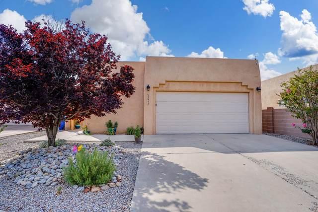5015 Mirador Drive NW, Albuquerque, NM 87120 (MLS #997207) :: Sandi Pressley Team
