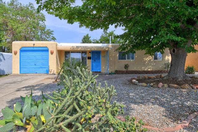 10011 Betts Drive NE, Albuquerque, NM 87112 (MLS #997216) :: Sandi Pressley Team