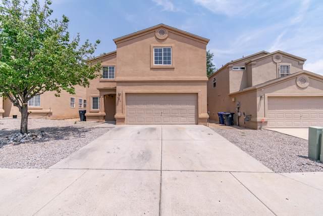 624 Avanti Street SW, Albuquerque, NM 87121 (MLS #997224) :: Sandi Pressley Team