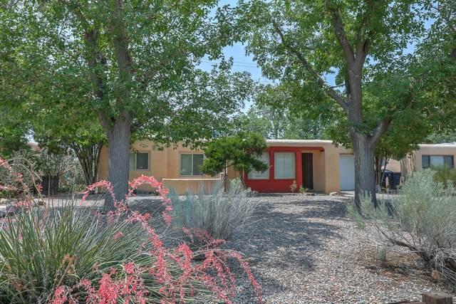 713 Madeira Drive NE, Albuquerque, NM 87108 (MLS #997238) :: Keller Williams Realty