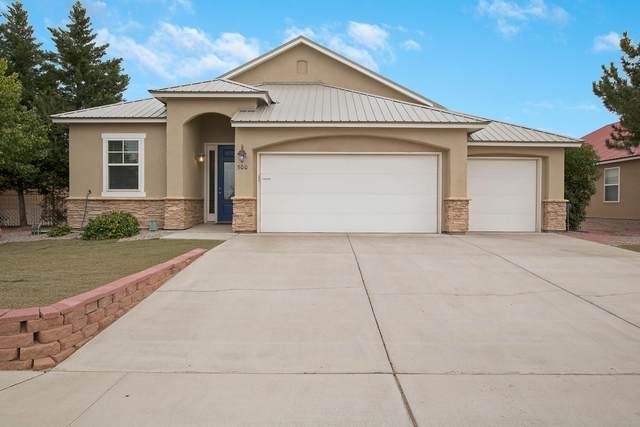 300 Minturn Loop NE, Rio Rancho, NM 87124 (MLS #997241) :: Sandi Pressley Team