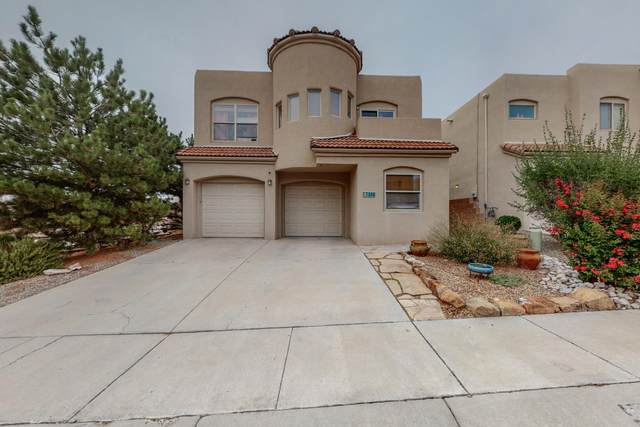 7305 Via Contenta NE, Albuquerque, NM 87113 (MLS #997242) :: Sandi Pressley Team