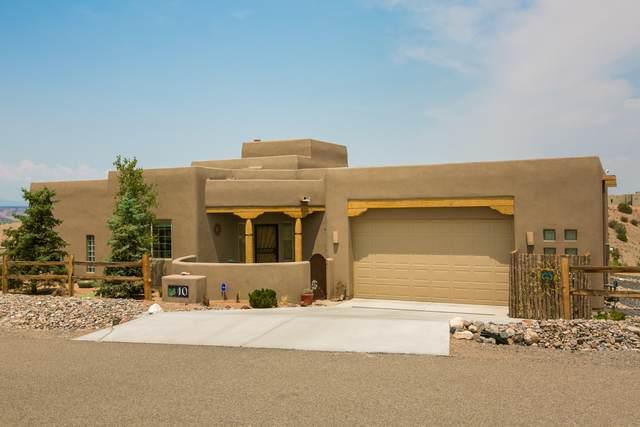 10 Pueblo Bonito Road, Placitas, NM 87043 (MLS #997243) :: Keller Williams Realty
