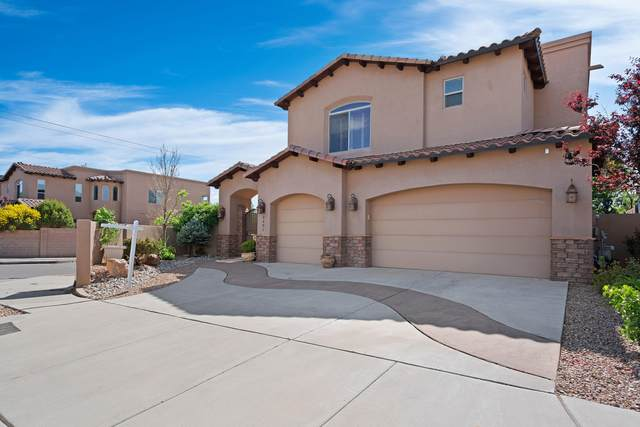 9001 Obsidian Street NE, Albuquerque, NM 87113 (MLS #997245) :: Sandi Pressley Team