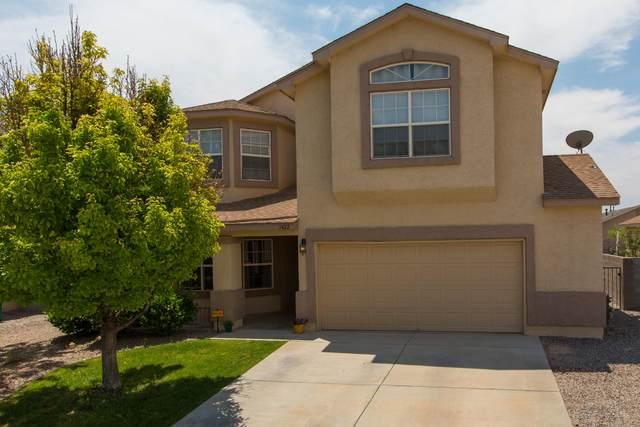 3422 Hunters Meadows Circle NE, Rio Rancho, NM 87144 (MLS #997246) :: Sandi Pressley Team