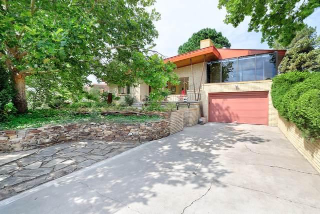 305 Aliso Drive SE, Albuquerque, NM 87108 (MLS #997248) :: Sandi Pressley Team