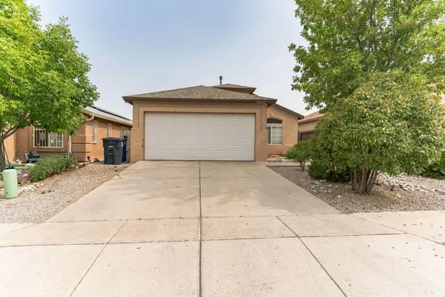 10012 Rawhide Avenue SW, Albuquerque, NM 87121 (MLS #997249) :: Sandi Pressley Team