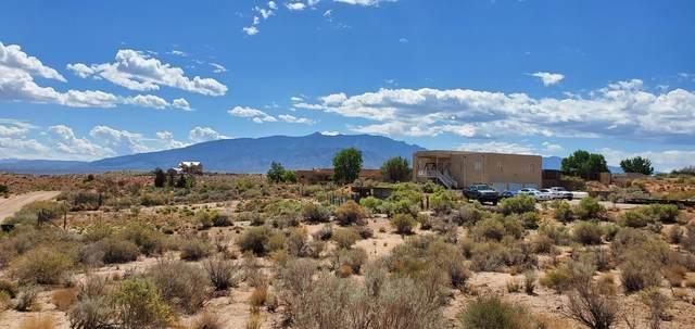 Cliff Road Lots 2/3, Rio Rancho, NM 87144 (MLS #997250) :: Sandi Pressley Team