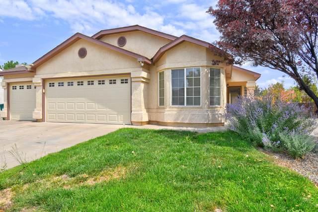 833 Deming Meadows Drive NE, Rio Rancho, NM 87144 (MLS #997262) :: Sandi Pressley Team