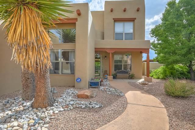 10923 Farola Drive NW, Albuquerque, NM 87114 (MLS #997265) :: Sandi Pressley Team