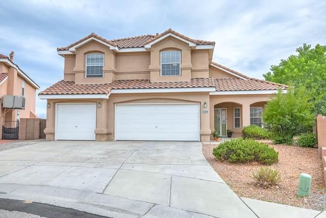 4200 Ridgerunner Road NW, Albuquerque, NM 87114 (MLS #997271) :: Sandi Pressley Team