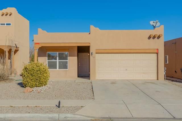 5609 Saturnia Road NW, Albuquerque, NM 87114 (MLS #997274) :: Sandi Pressley Team